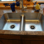 Kitchen Built In Sink