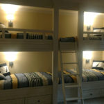 Bunkbeds Built In