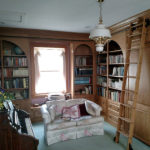 Den Built In Bookcases
