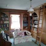 Den Built In Bookcases