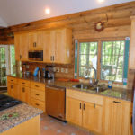 Woodsy Kitchen Remodel